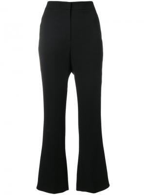 Строгие брюки Emilio Pucci. Цвет: чёрный