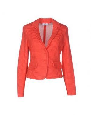 Пиджак KATE. Цвет: коралловый