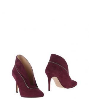 Ботинки CARLA G.. Цвет: пурпурный