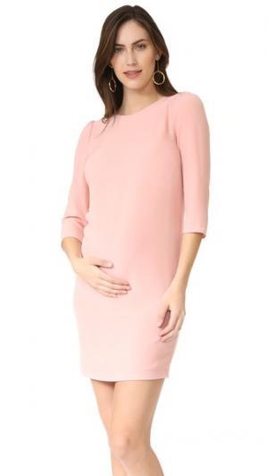 Платье Cammie Rosie Pope. Цвет: розовый