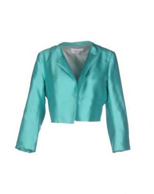 Пиджак GOSSIP. Цвет: бирюзовый