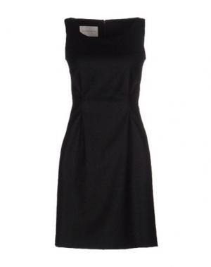 Короткое платье BLOCKINDUSTRIE. Цвет: стальной серый
