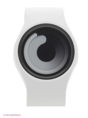 Наручные часы Gravity Snow - White Ziiiro. Цвет: белый