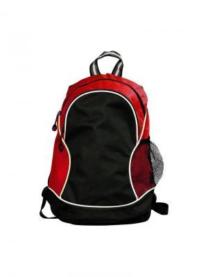 Рюкзак Clique Basic backpack. Цвет: красный