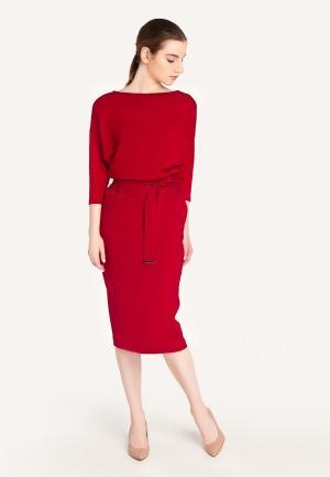 Платье Stimage. Цвет: красный