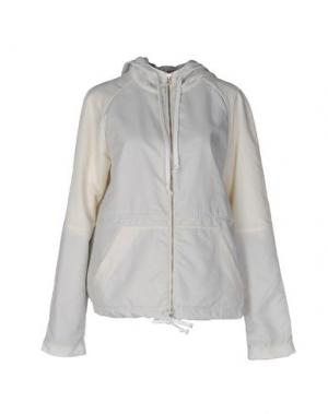 Куртка VIRTUS PALESTRE. Цвет: слоновая кость