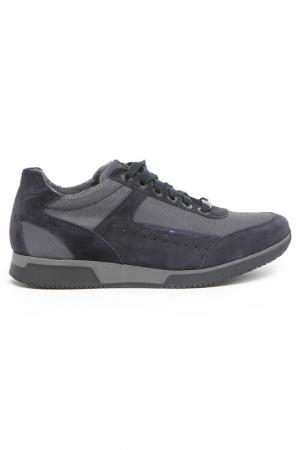 Ботинки Paul & Shark. Цвет: темно-синий, серый