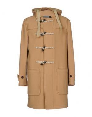 Пальто MAISON MARGIELA. Цвет: песочный