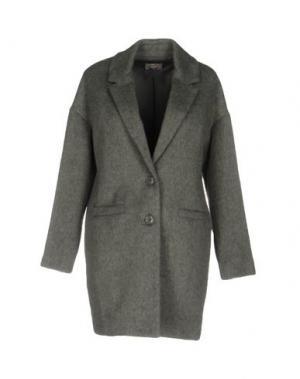 Пальто TWENTY EASY by KAOS. Цвет: серый