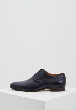 Туфли Cerruti 1881. Цвет: синий