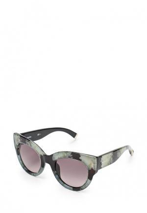 Очки солнцезащитные Max Mara. Цвет: разноцветный