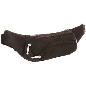 Сумка поясная  Wisst Bag F.Bottom Black TrueSpin. Цвет: черный