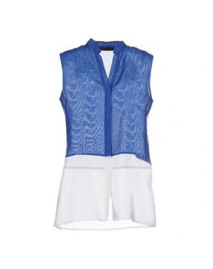Pубашка BRIAN DALES. Цвет: синий