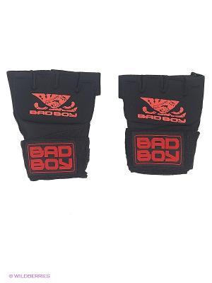 Бинты Bad Boy MMA Hand Wrap. Цвет: черный