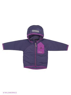 Куртка OTEGO DIDRIKSONS. Цвет: сиреневый