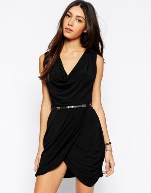 Meghan Fabulous Платье Destiny. Цвет: черный