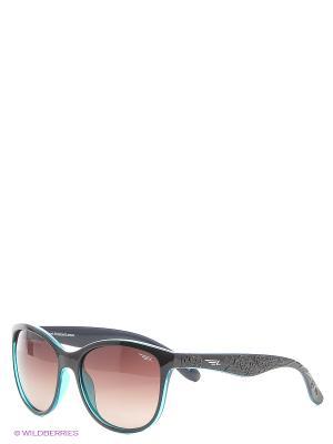 Солнцезащитные очки Legna. Цвет: черный, голубой, коричневый