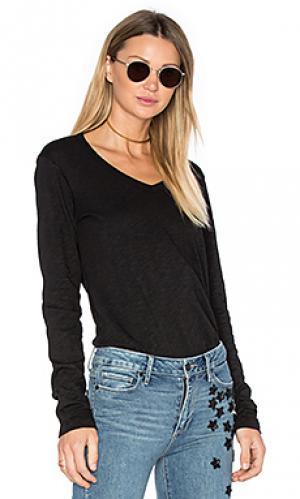 Рубашка с длинными рукавами Wilt. Цвет: черный