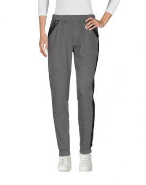 Повседневные брюки SISI. Цвет: серый