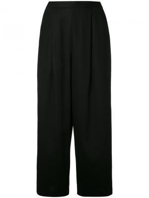 Укороченные брюки Enföld. Цвет: чёрный