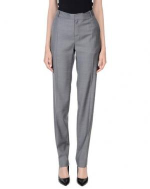 Повседневные брюки BOY by BAND OF OUTSIDERS. Цвет: серый
