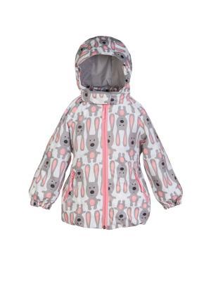 Куртка atPlay. Цвет: серый