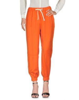 Повседневные брюки ÁERON. Цвет: оранжевый