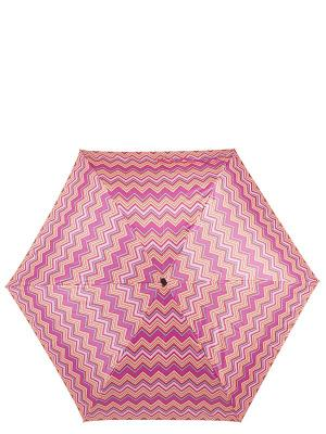 Зонт Labbra. Цвет: сиреневый, желтый, розовый