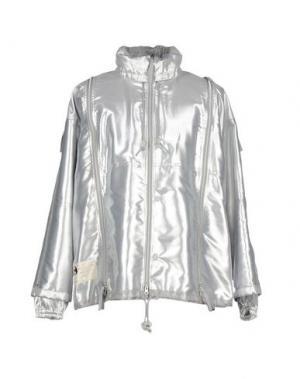 Куртка FINAL HOME. Цвет: светло-серый