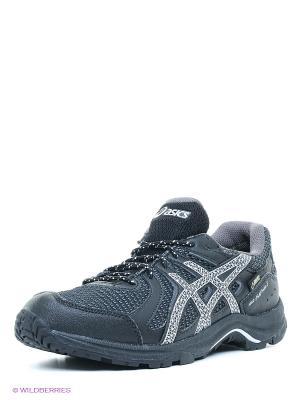 Кроссовки Gel-Fujifreeze 3 G-Tx ASICS. Цвет: черный, серебристый