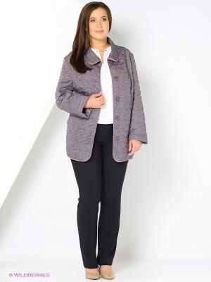 Куртка Emi Filini. Цвет: сиреневый