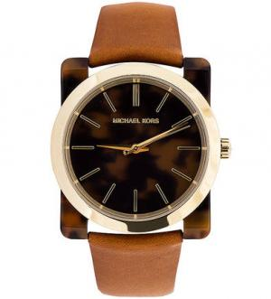 Часы с циферблатом под черепаху Michael Kors