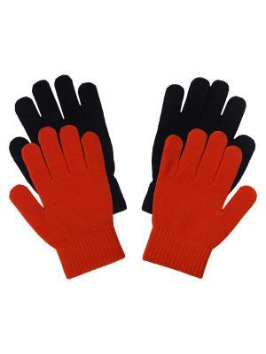 Перчатки Icepeak. Цвет: оранжевый