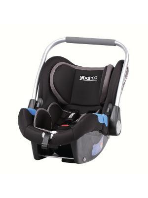 Детское кресло-бустер Sparco SPC/DK-100 BK/GY. Цвет: темно-серый