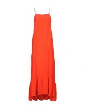 Длинное платье PINKO 34795457QA