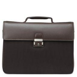Портфель  2826 темно-коричневый GERARD HENON