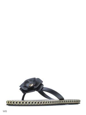 Пантолеты KEDDO. Цвет: черный