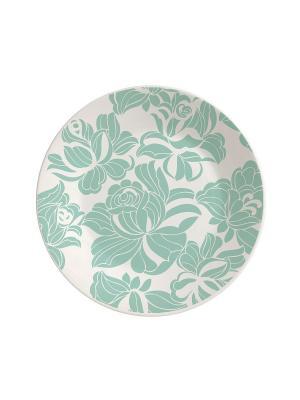 Набор тарелок десертных МИНТ 19 см 6 шт Biona. Цвет: серый