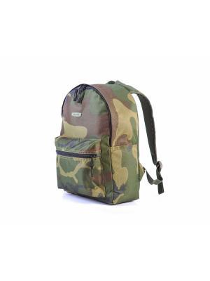 Рюкзак Дон ALPICA. Цвет: хаки, черный, темно-зеленый, серо-коричневый, темно-коричневый