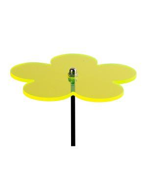 Декорация садовая L14 Esschert Design. Цвет: зеленый, розовый, желтый
