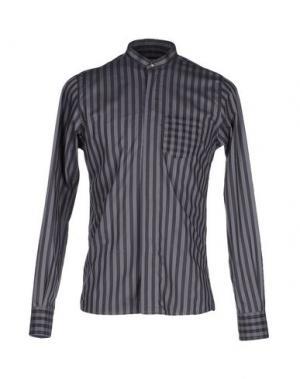 Pубашка QUINTESSENCE. Цвет: стальной серый