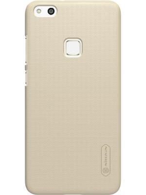 Накладка для телефона Huawei P10 Lite Nillkin. Цвет: золотистый
