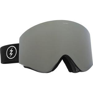 Маска для сноуборда  Egx Gloss Black Chrome Electric. Цвет: черный