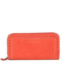 Кошелёк  MG0541/PLS-461 оранжево-красный GIANNI CHIARINI