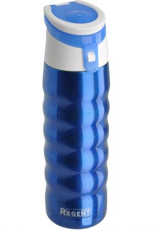 Термос Regent Inox. Цвет: синий