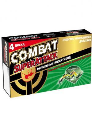 Combat Super Attack д/бор.с мур(уп.4)NEW. Цвет: коричневый