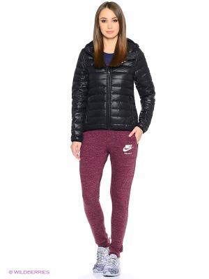Куртка W NSW DWN FLL JKT HD Nike. Цвет: серый