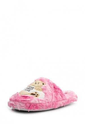 Тапочки Beppi. Цвет: розовый
