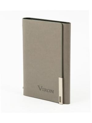 Ежедневник VIRON. Цвет: серый