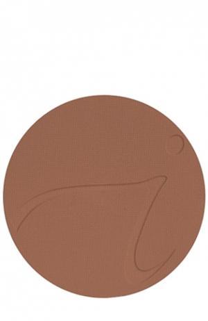 Прессованная основа, оттенок Махагон (сменный блок) jane iredale. Цвет: бесцветный